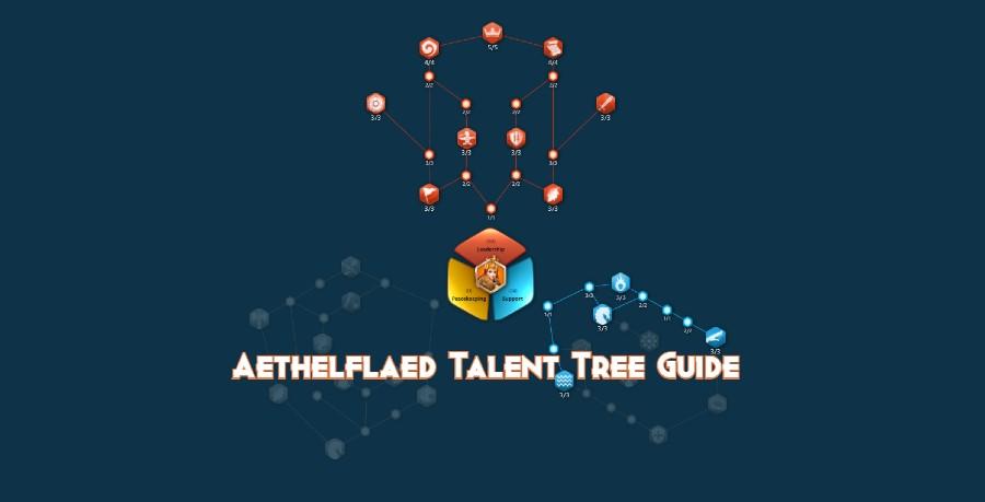 Aethelflaed Talent Tree Guide