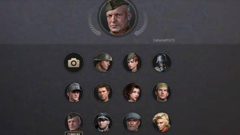 Commander-profile avatar
