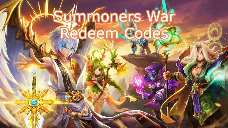 Summoners War Redeem Codes