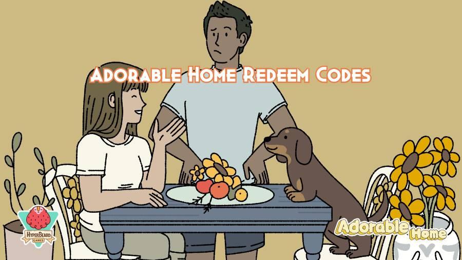 Adorable Home Redeem Codes