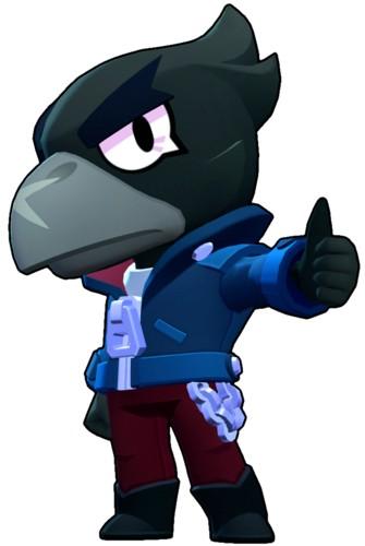 Crow brawlstars