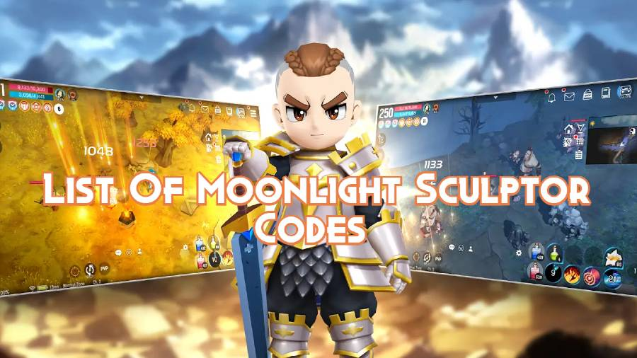 Moonlight Sculptor Redeem Codes