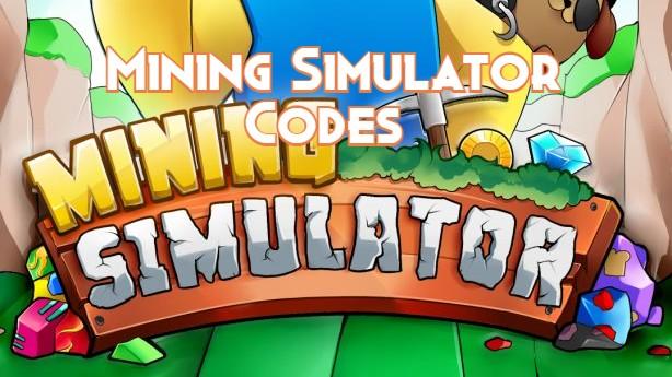 Mining Simulator Codes (1)