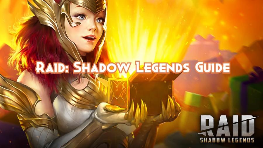 Raid: Shadow Legends Guide