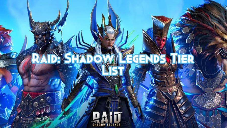 Raid_ Shadow Legends Tier List