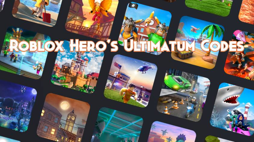 Roblox Hero's Ultimatum Codes – Free Spins, Stat Resets, and Face Rerolls